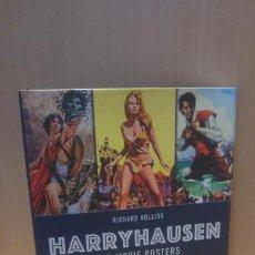 Libros antiguos: HARRYHAUSEN: THE MOVIE POSTERS. Lote 157221038