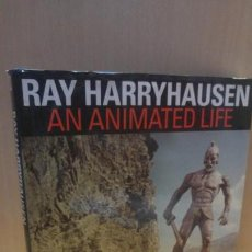 Libros antiguos: RAY HARRYHAUSEN: AN ANIMATED LIFE. Lote 157233206