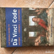 Libros antiguos: THE ROUGH GUIDE TO THE DA VINCI CODE. Lote 160326054