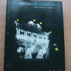 Libros antiguos: LIBRO ELS CINEMES DE BARCELONA DE JOAN MUNSÓ CABÚS 1ª EDICIÓN 1995 EN CATALÀ. Lote 160591646