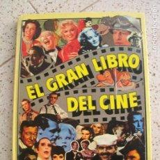 Libros antiguos: LIBRO ,EL GRAN LIBRO DEL CINE DE JOEL W .FINLER ,EDITORIAL HMB ,S,A. Lote 161981038