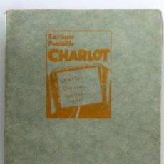 Libros antiguos: CHARLOT // ENRIQUE POULAILLE // EDICIONES BIBLOS // 1927 // RARO. Lote 163504454