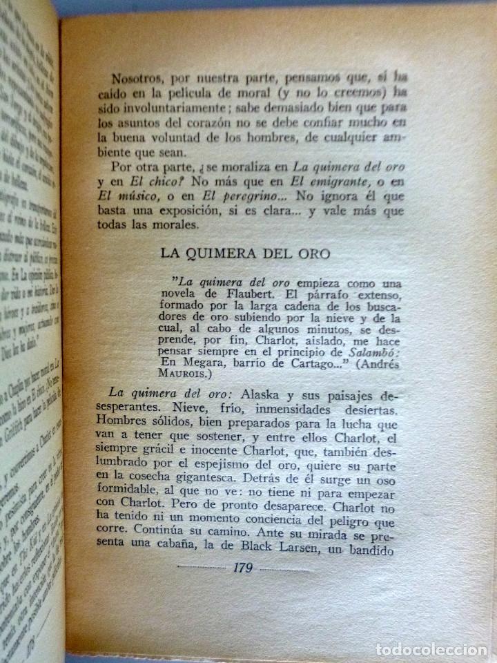 Libros antiguos: CHARLOT // ENRIQUE POULAILLE // EDICIONES BIBLOS // 1927 // RARO - Foto 4 - 163504454
