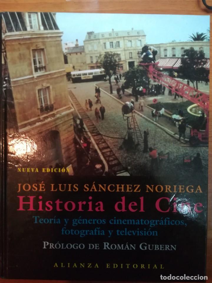HISTORIA DEL CINE. MADRID 2012 (Libros Antiguos, Raros y Curiosos - Bellas artes, ocio y coleccion - Cine)