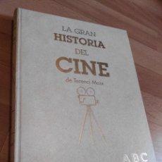 Libros antiguos: TOMO PRIMERO DE LA HISTROIA DEL CINE DE TERENCI MOIX. Lote 164933198