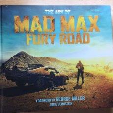 Libros antiguos: THE ART OF MAD MAX FURU ROAD RARE. Lote 165666357
