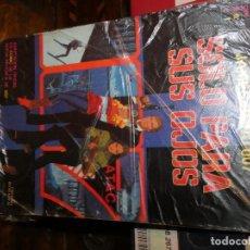 Libros antiguos: JAMES BOND 007 SOLO PARA SUS OJOS COMIC CINE 1 ADAPTACION OFICIAL ED RECREATIVAS 300 GRAMOS. Lote 168868084