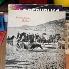 Libros antiguos: CINE ESPAÑOL / J. M. [JOSÉ MARÍA] GARCÍA ESCUDERO. MADRID : RIALP, 1962 (LIBROS DE CINE RIALP. Lote 168909780
