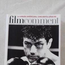 Livres anciens: LA MIRADA AMERICANA. 50 AÑOS DE FILM COMMENT FILMCOMMENT 2012 400 PÁGINAS T&B EDITORES CINE. Lote 168930812