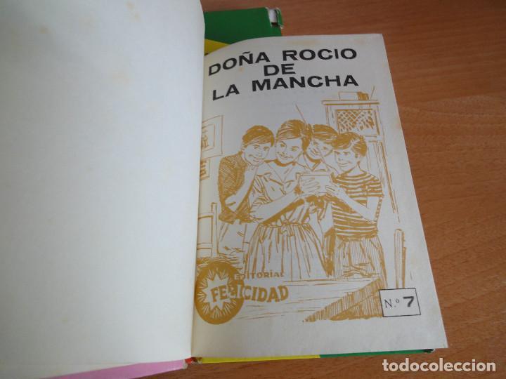 Libros antiguos: Libros Colección CINEFA. Marisol y Rocio Durcal. (Ed. Felicidad, 1965) Leer - Foto 4 - 169341420