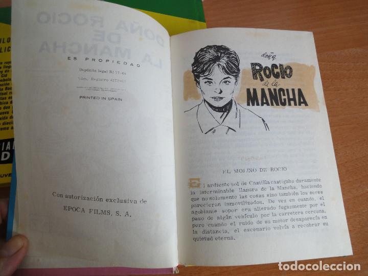 Libros antiguos: Libros Colección CINEFA. Marisol y Rocio Durcal. (Ed. Felicidad, 1965) Leer - Foto 5 - 169341420
