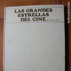 Libros antiguos: LIBRO LAS GRANDES ESTRELLAS DEL CINE ,BIBLIOTECA LA VANGUARDIA . Lote 171512505
