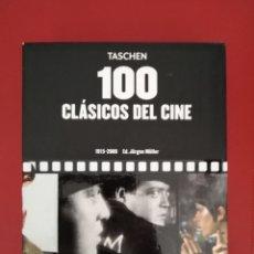 Libros antiguos: 100 CLÁSICOS DEL CINE DE TASCHEN. Lote 177287624