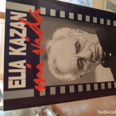 Libros antiguos: ELIA KAZAN - MI VIDA. Lote 178287633