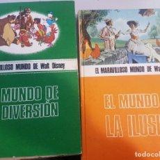 Libros antiguos: EL MARAVILLOSO MUNDO DE WALT DISNEY. Lote 178604860