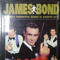 Libros antiguos: JAMES BOND LA OBRA DEFINITIVA SOBRE EL AGENTE 007. POR JUAN TEJERO. Lote 179220871
