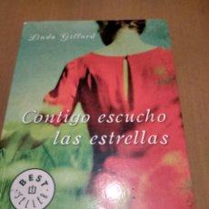 Libros antiguos: CONTIGO ESCUCHO LAS ESTRELLAS . Lote 179384592