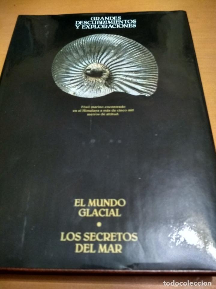 GRANDES DESCUBRIMIENTOS Y EXPLORACIONES VOLUMEN VIII (Libros Antiguos, Raros y Curiosos - Bellas artes, ocio y coleccion - Cine)