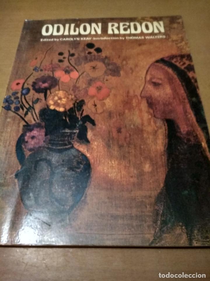ODILON REDON (Libros Antiguos, Raros y Curiosos - Bellas artes, ocio y coleccion - Cine)