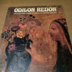 Libros antiguos: ODILON REDON . Lote 179552450
