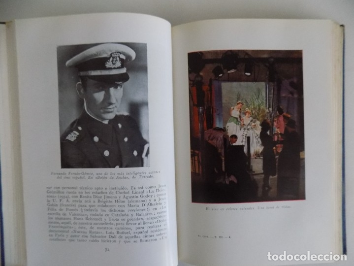 Libros antiguos: LIBRERIA GHOTICA. EL CINE.HISTORIA ILUSTRADA DEL SÉPTIMO ARTE.TOMO III.SU ESPLENDOR.1950.ILUSTRADO - Foto 4 - 181097597