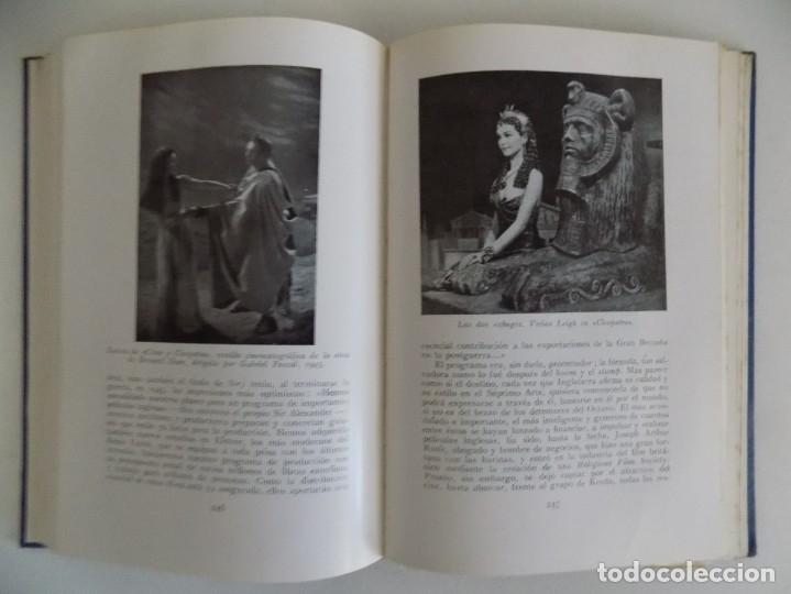 Libros antiguos: LIBRERIA GHOTICA. EL CINE.HISTORIA ILUSTRADA DEL SÉPTIMO ARTE.TOMO III.SU ESPLENDOR.1950.ILUSTRADO - Foto 5 - 181097597