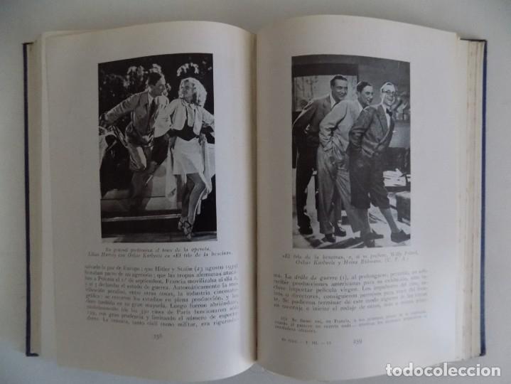 Libros antiguos: LIBRERIA GHOTICA. EL CINE.HISTORIA ILUSTRADA DEL SÉPTIMO ARTE.TOMO III.SU ESPLENDOR.1950.ILUSTRADO - Foto 7 - 181097597