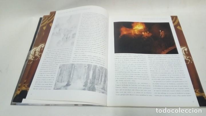 Libros antiguos: EL SEÑOR DE LOS ANILLOS-COMO SE HIZO - Foto 2 - 183267635