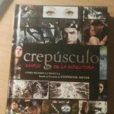 Livres anciens: CREPUSCULO, DIARIO DE LA DIRECTORA. Lote 183621376