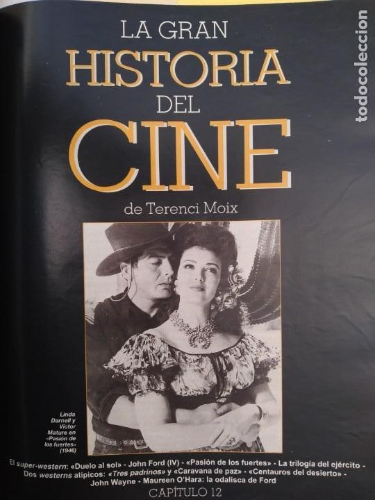 HISTORIA DEL CINE.3 TOMOS.TERENCI MOIX (Libros Antiguos, Raros y Curiosos - Bellas artes, ocio y coleccion - Cine)