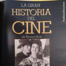 Libros antiguos: HISTORIA DEL CINE.3 TOMOS.TERENCI MOIX. Lote 183773138