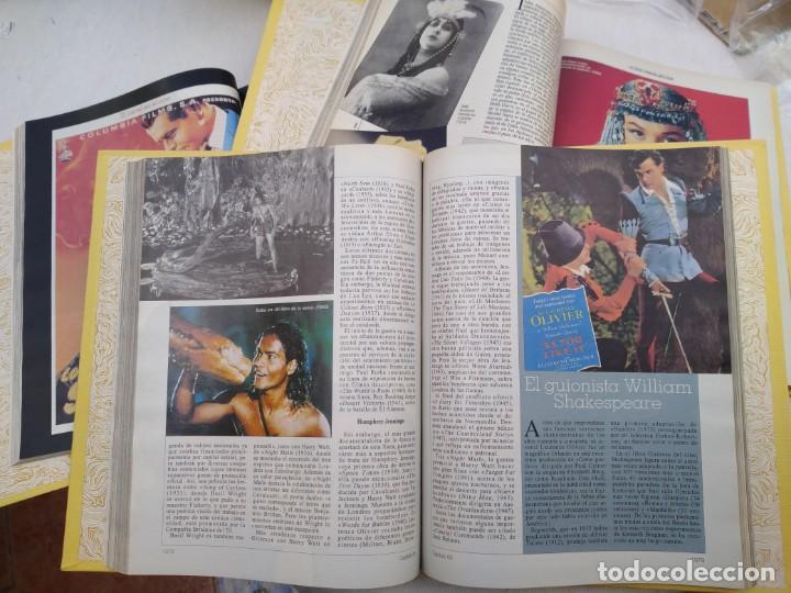 Libros antiguos: HISTORIA DEL CINE.3 TOMOS.TERENCI MOIX - Foto 2 - 183773138