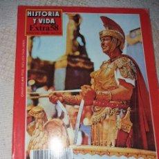 Libros antiguos: HISTORIA Y VIDA.EXTRA 58.EL CINE HISTORICO. Lote 183948575