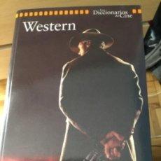 Libros antiguos: LOS DICCIONARIOS DEL CINE - WESTERN - GABRIELE LUCCI - ELECTA - 2005. Lote 206765288