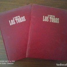 Livres anciens: LA PASIÓN POR LOS TOROS. Lote 184688300