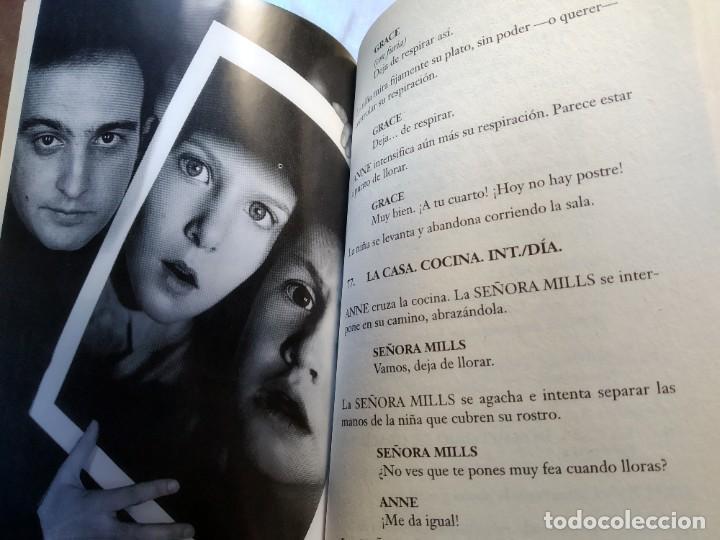 Libros antiguos: Guión cinematográfico Los Otros de Amenabar - Foto 3 - 184767232