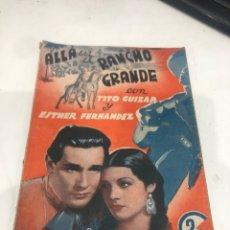 Libros antiguos: ALLÁ EN EL RANCHO GRANDE. Lote 188675098