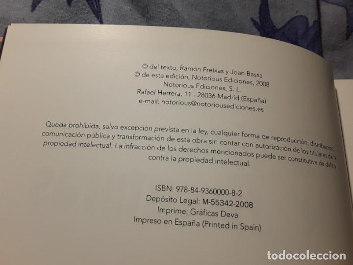 Libros antiguos: El cine de aventuras. Ramon Freixas/Joan Bassa. Tapa dura. Magnifico estado. Notorius, 2008. - Foto 2 - 189091190