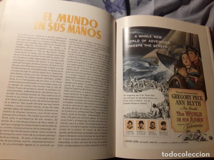 Libros antiguos: El cine de aventuras. Ramon Freixas/Joan Bassa. Tapa dura. Magnifico estado. Notorius, 2008. - Foto 4 - 189091190
