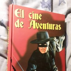 Libros antiguos: EL CINE DE AVENTURAS. RAMON FREIXAS/JOAN BASSA. TAPA DURA. MAGNIFICO ESTADO. NOTORIUS, 2008.. Lote 189091190
