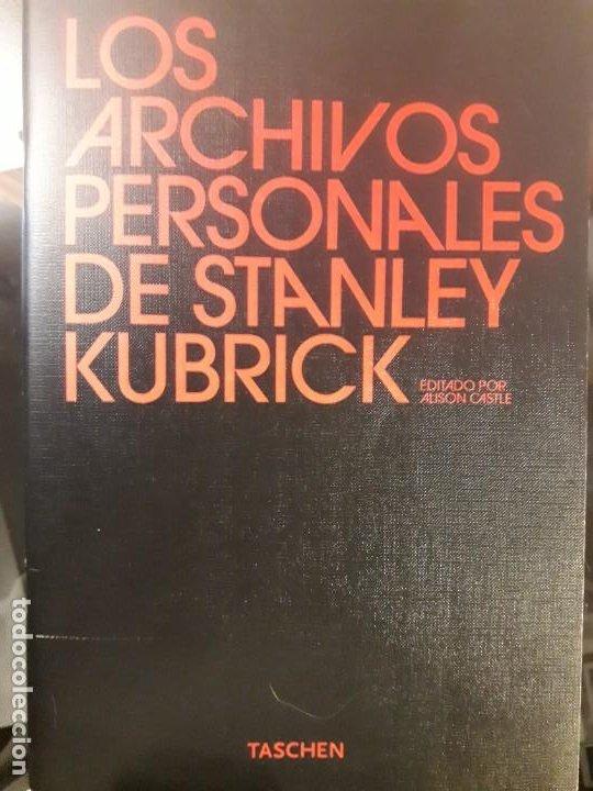 LOS ARCHIVOS PERSONALES DE STANLLEY KUBRICK (Libros Antiguos, Raros y Curiosos - Bellas artes, ocio y coleccion - Cine)