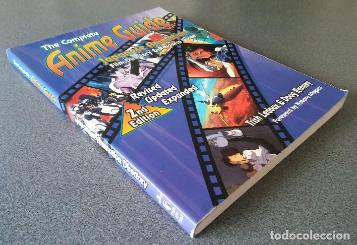 Libros antiguos: Guia Anime The Complete Anime Guide Japanese Animation Trish Ledoux Doug Ranney - Foto 3 - 193360450