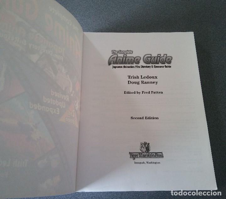 Libros antiguos: Guia Anime The Complete Anime Guide Japanese Animation Trish Ledoux Doug Ranney - Foto 4 - 193360450
