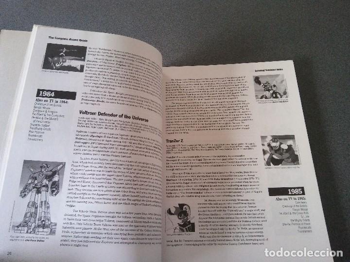Libros antiguos: Guia Anime The Complete Anime Guide Japanese Animation Trish Ledoux Doug Ranney - Foto 8 - 193360450