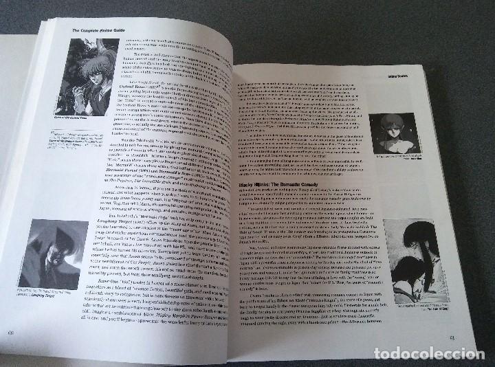 Libros antiguos: Guia Anime The Complete Anime Guide Japanese Animation Trish Ledoux Doug Ranney - Foto 11 - 193360450