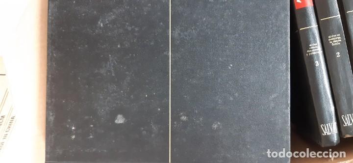 Libros antiguos: ENCICLOPEDIA EL CINE SALVAT 11 TOMOS. LEER - Foto 2 - 193395673