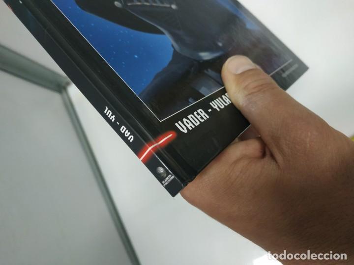 Libros antiguos: Star Wars, Enciclopedia Oficial, Humanos, Vader-Yulares. Planeta Agostini. Lucasfilm, 2013. - Foto 2 - 194931772