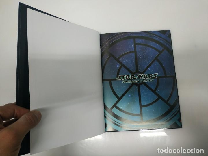 Libros antiguos: Star Wars, Enciclopedia Oficial, Humanos, Vader-Yulares. Planeta Agostini. Lucasfilm, 2013. - Foto 9 - 194931772