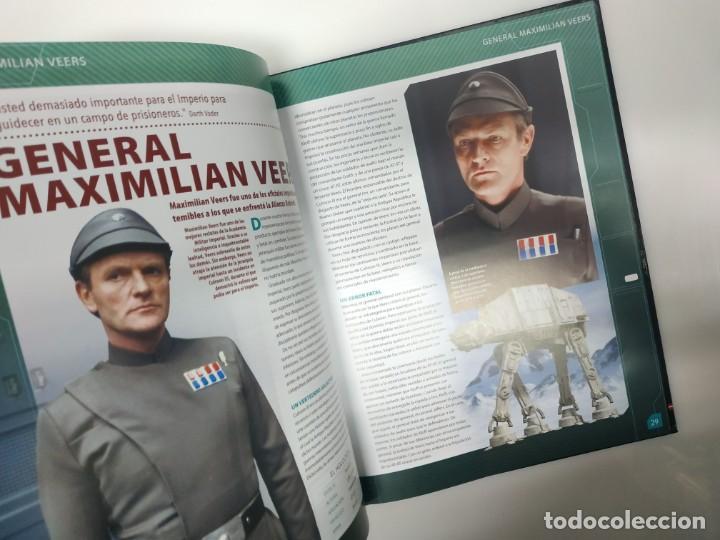 Libros antiguos: Star Wars, Enciclopedia Oficial, Humanos, Vader-Yulares. Planeta Agostini. Lucasfilm, 2013. - Foto 15 - 194931772