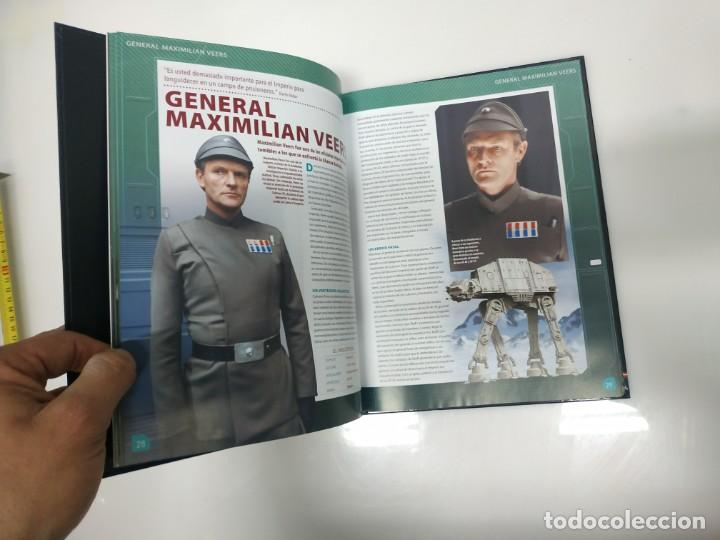 Libros antiguos: Star Wars, Enciclopedia Oficial, Humanos, Vader-Yulares. Planeta Agostini. Lucasfilm, 2013. - Foto 16 - 194931772